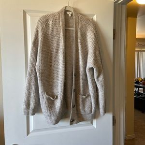 BP cozy cardigan